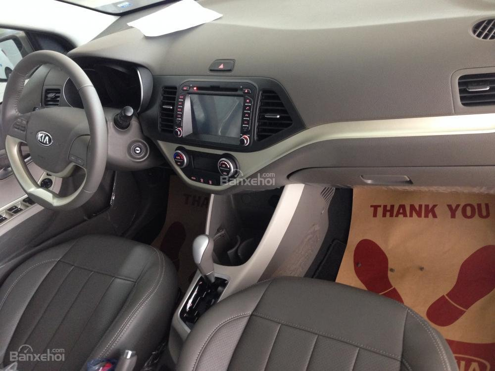 Kia Long Biên giảm giá sâu Kia Morning tháng 01, hỗ trợ Uber, Grap, có xe lái thử, trả góp - LH: 0906214438-4
