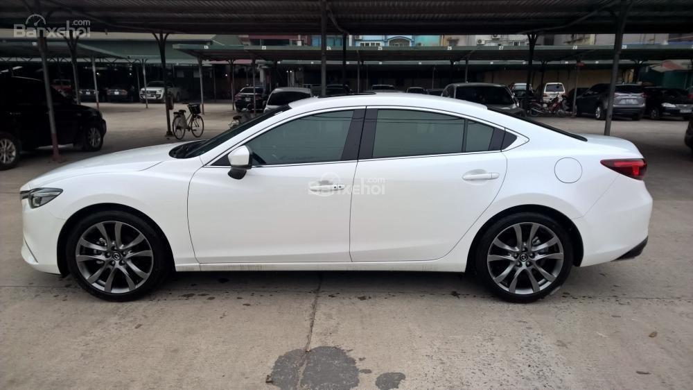 Bán xe Mazda 6 Facelift 2017, đủ màu, giao xe ngay, nhiều khuyến mãi đặc biệt hấp dẫn, hỗ trợ trả góp tới 90%-1