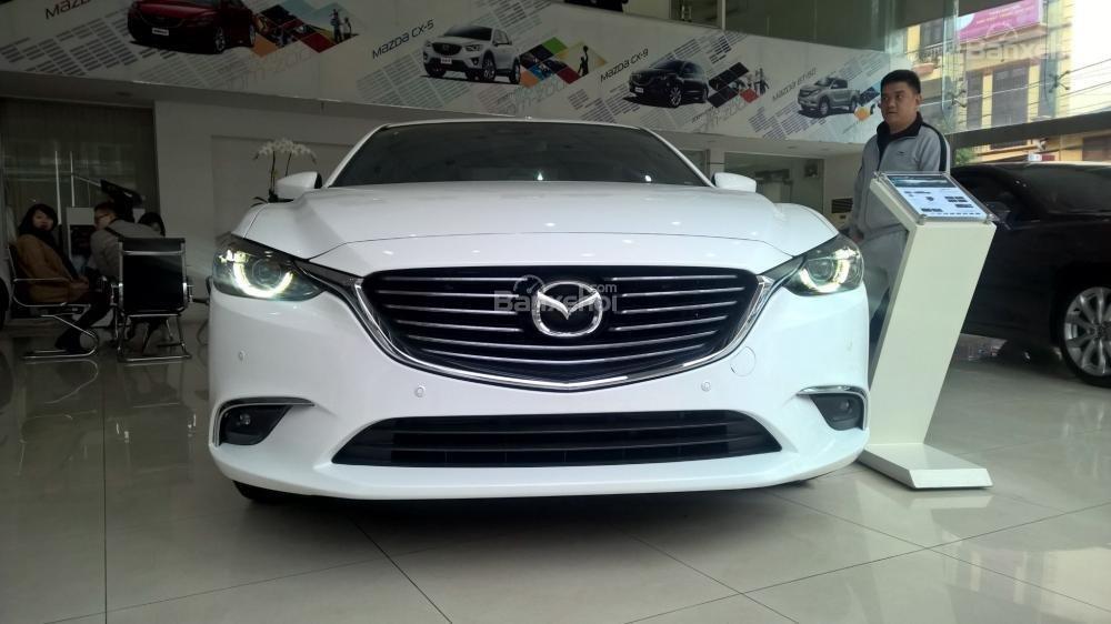 Bán xe Mazda 6 Facelift 2017, đủ màu, giao xe ngay, nhiều khuyến mãi đặc biệt hấp dẫn, hỗ trợ trả góp tới 90%-0