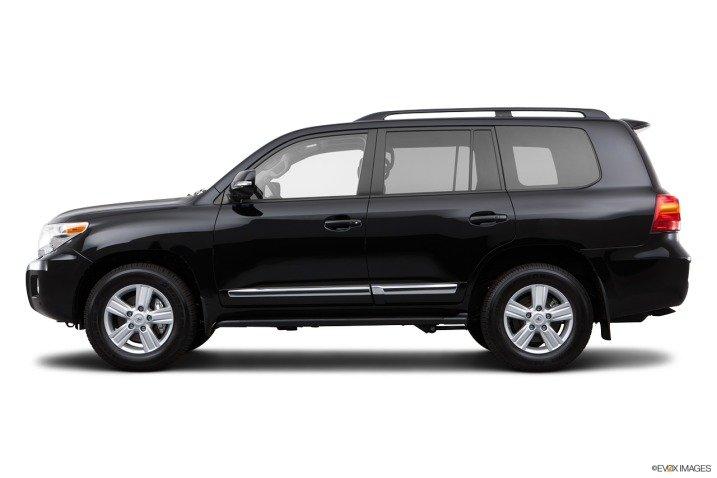 Đánh giá xe Toyota Land Cruiser 2016