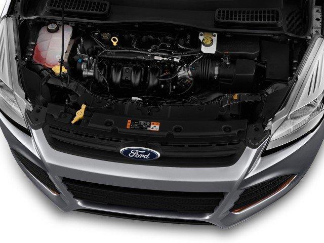 Khối động cơ Ford Escape 2015