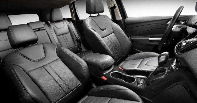 Hệ thống ghế ngồi trên Ford Escape 2015