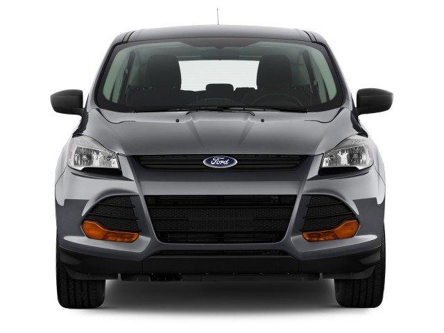 Thiết kế đầu xe Ford Escape 2015
