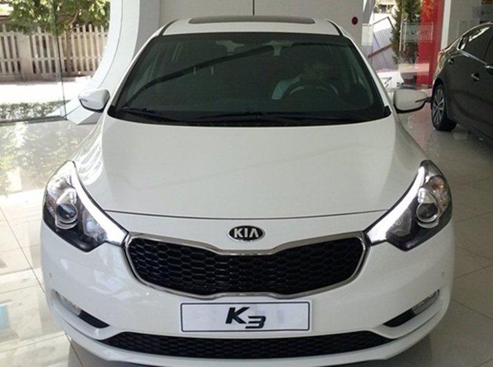 Đầu xe Kia K3A