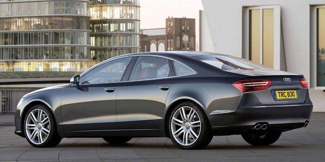 Audi A8 là dòng sedan phổ biến cho người thành đạt 1