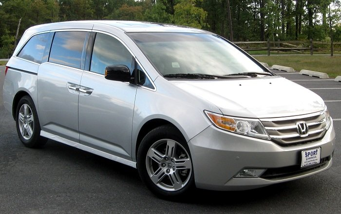 Honda CRV1