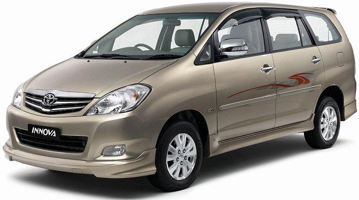 Innova  - xe hơi đa dụng phổ biến