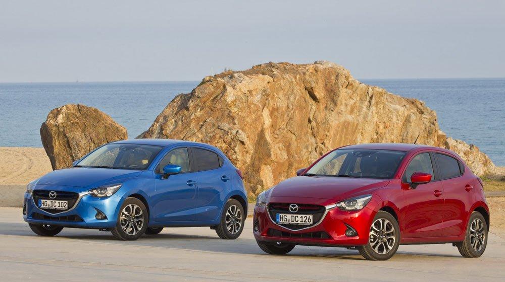mazda2 2015a 366e Đánh giá chi tiết xe Mazda2 2015: Nỗ lực thay đổi