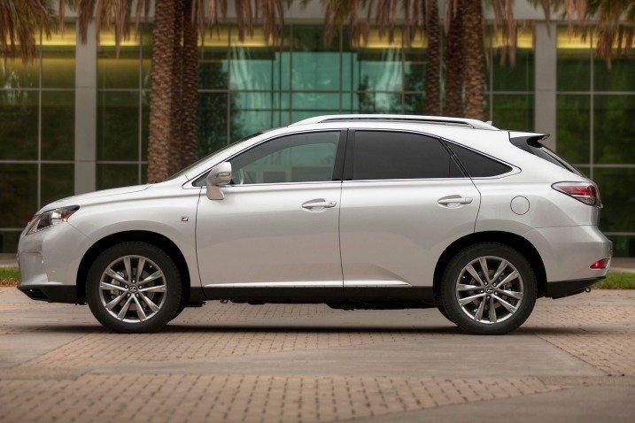 15 695d Đánh giá chi tiết xe Lexus RX 350 2015: Sang trọng hàng đầu