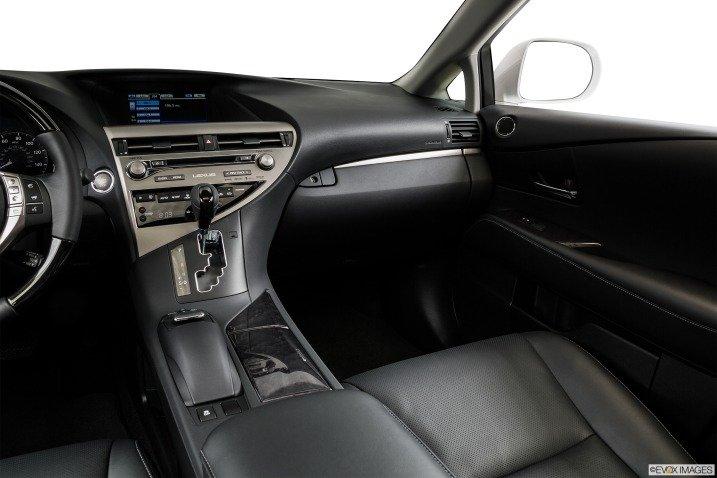 bang dieu khien 739a Đánh giá chi tiết xe Lexus RX 350 2015: Sang trọng hàng đầu