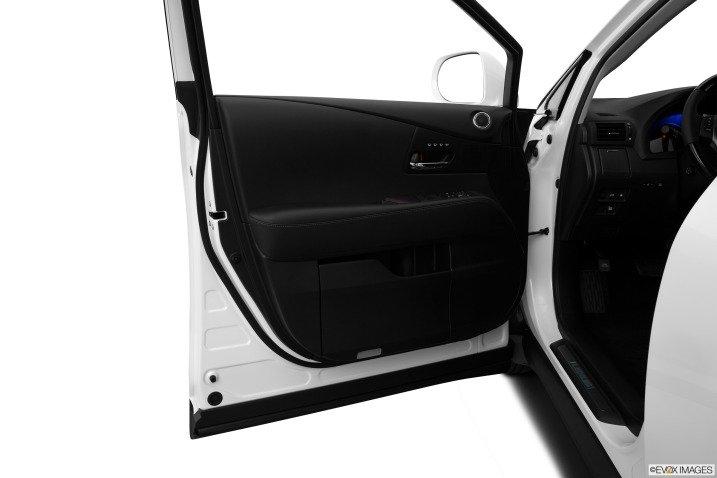 cua xe b9ec Đánh giá chi tiết xe Lexus RX 350 2015: Sang trọng hàng đầu