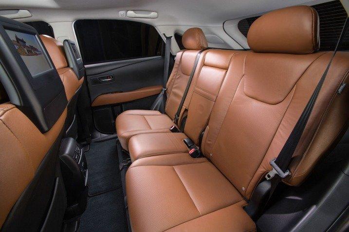 ghe 1 3c35 Đánh giá chi tiết xe Lexus RX 350 2015: Sang trọng hàng đầu