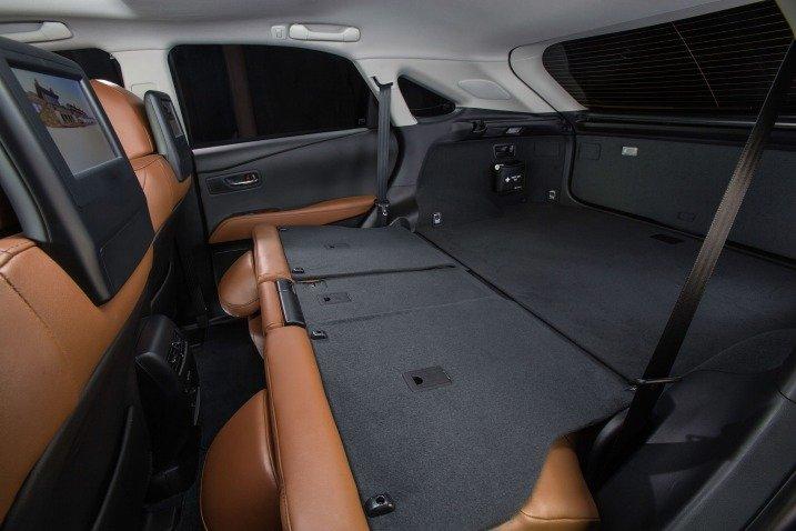 ghe 2 ba22 Đánh giá chi tiết xe Lexus RX 350 2015: Sang trọng hàng đầu