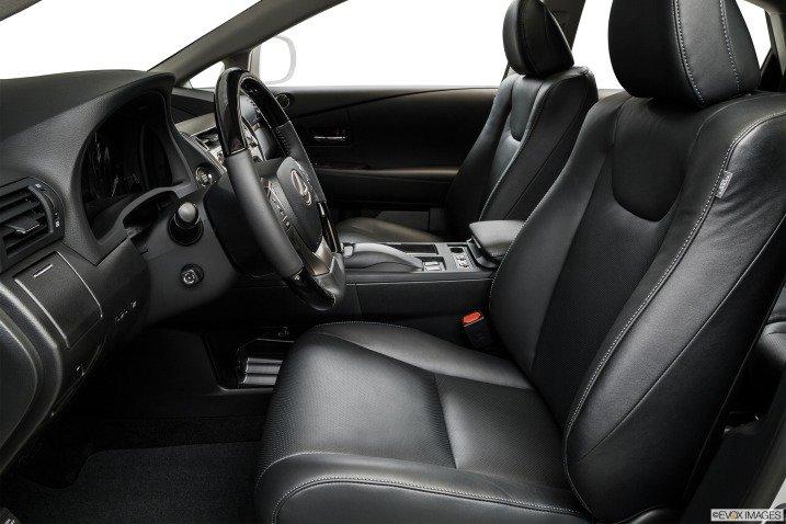 ghe 3 83d1 Đánh giá chi tiết xe Lexus RX 350 2015: Sang trọng hàng đầu