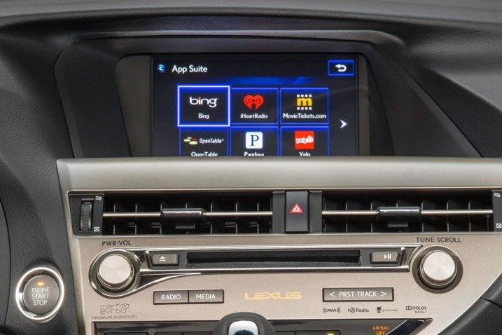 giai tri 1 4619 Đánh giá chi tiết xe Lexus RX 350 2015: Sang trọng hàng đầu