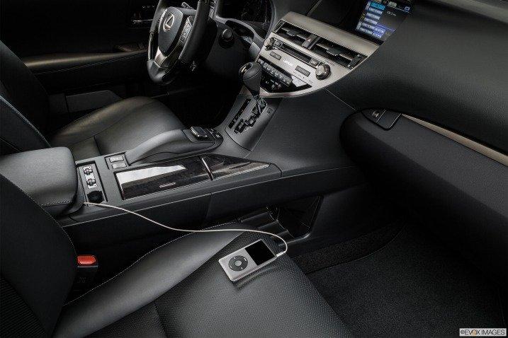 giai tri 6 9f85 Đánh giá chi tiết xe Lexus RX 350 2015: Sang trọng hàng đầu