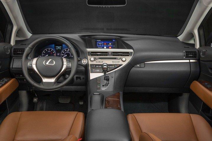 noi that f44c Đánh giá chi tiết xe Lexus RX 350 2015: Sang trọng hàng đầu