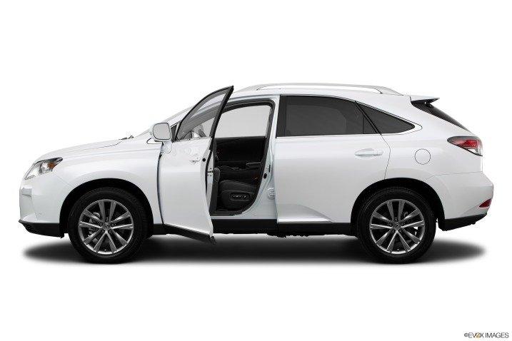 than 5 f06c Đánh giá chi tiết xe Lexus RX 350 2015: Sang trọng hàng đầu