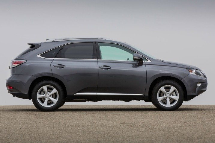 than xe 3 39d6 Đánh giá chi tiết xe Lexus RX 350 2015: Sang trọng hàng đầu