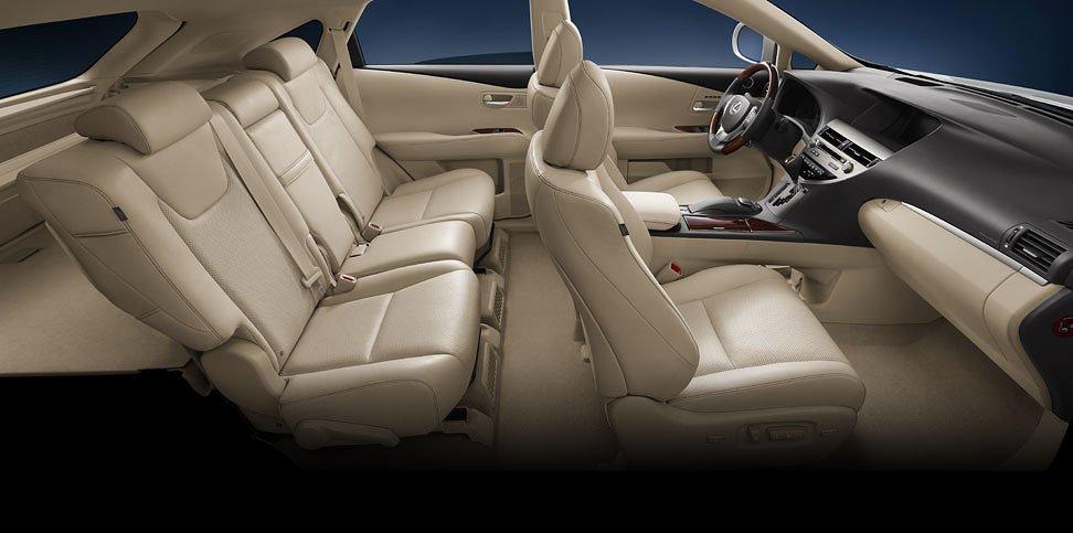 tien nghi aca9 Đánh giá chi tiết xe Lexus RX 350 2015: Sang trọng hàng đầu