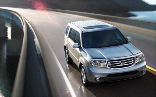 Honda Pilot 2015 11 f1eb Đánh giá chi tiết xe Honda Pilot SUV 2015: Mẫu SUV dành cho gia đình