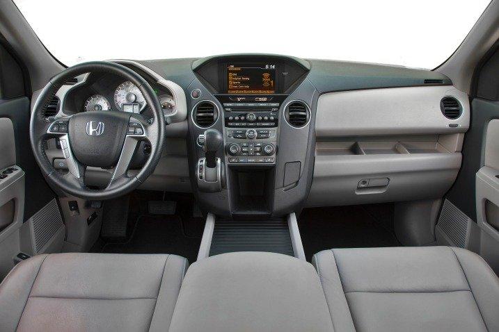 Honda Pilot 2015 15 eb1e Đánh giá chi tiết xe Honda Pilot SUV 2015: Mẫu SUV dành cho gia đình