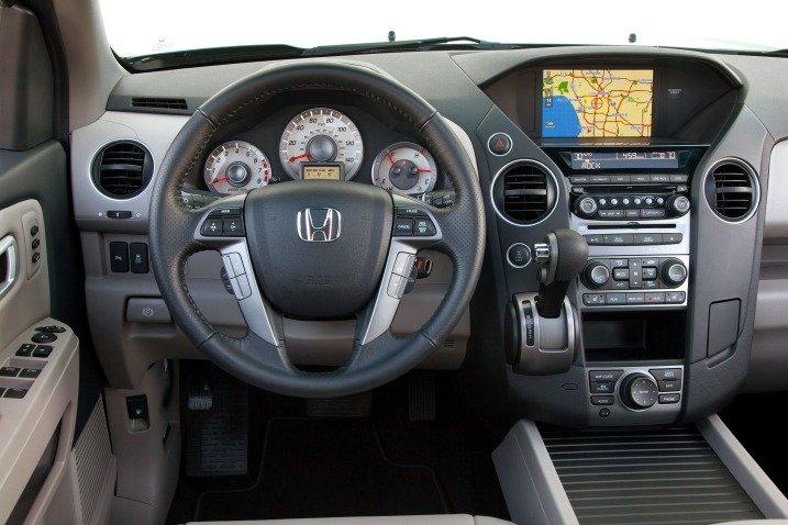 Honda Pilot 2015 22 b830 Đánh giá chi tiết xe Honda Pilot SUV 2015: Mẫu SUV dành cho gia đình