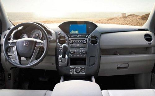 Honda Pilot 2015 8 f497 Đánh giá chi tiết xe Honda Pilot SUV 2015: Mẫu SUV dành cho gia đình