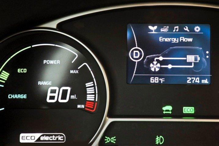EV 2015 23ed Đánh giá chi tiết xe Kia Soul EV 2015