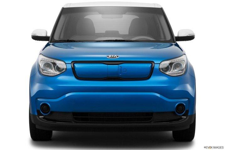 dau xe 3 855b Đánh giá chi tiết xe Kia Soul EV 2015