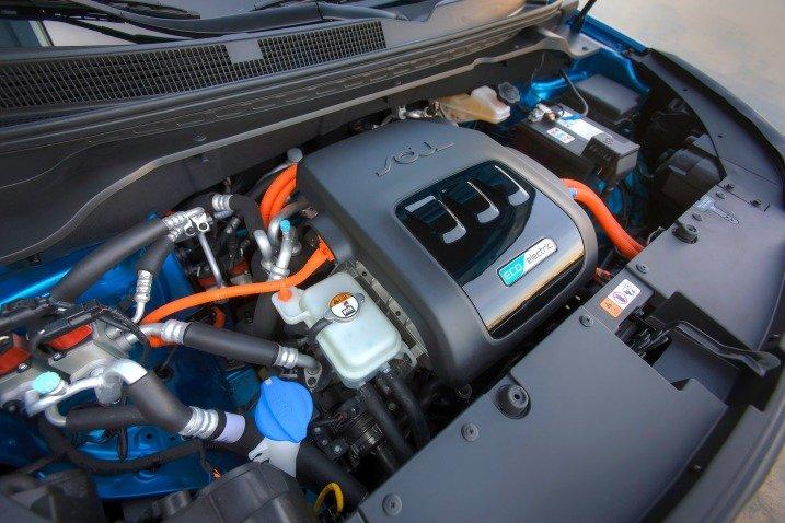 dong co 9a07 Đánh giá chi tiết xe Kia Soul EV 2015