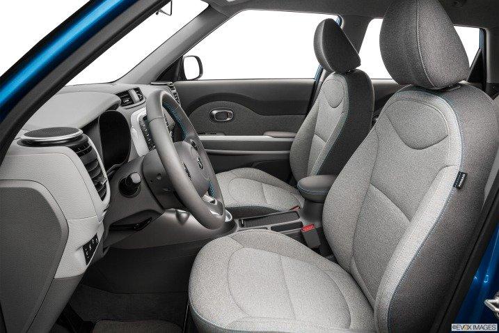 ghe Kia Soul EV 2015 ec46 Đánh giá chi tiết xe Kia Soul EV 2015