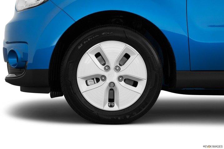 than xe 2 9127 Đánh giá chi tiết xe Kia Soul EV 2015