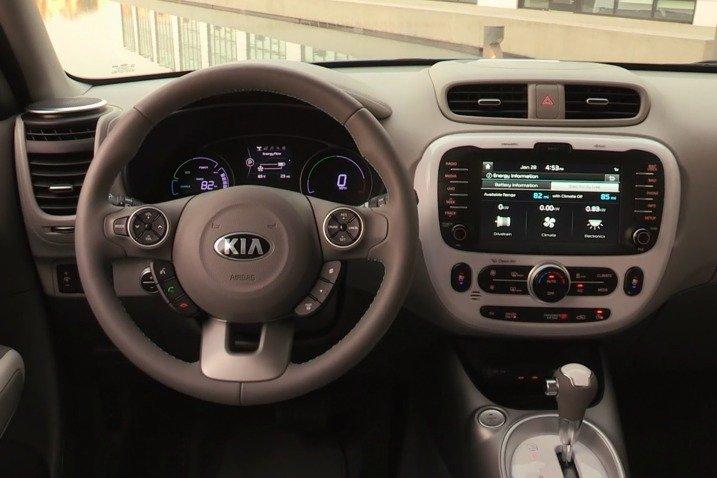 vo lang b5b0 Đánh giá chi tiết xe Kia Soul EV 2015