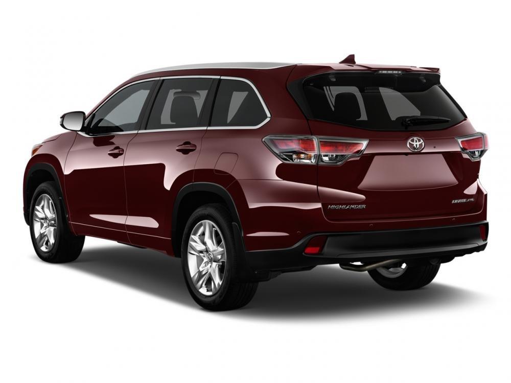 Toyota Highlander  2 557b Đánh giá chi tiết xe Toyota Highlander 2014: Đối thủ sừng sỏ của Honda Pilot