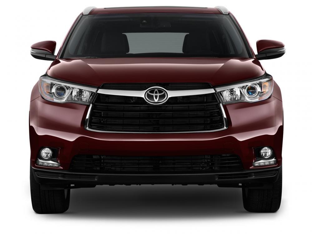 Toyota Highlander  4 61bf Đánh giá chi tiết xe Toyota Highlander 2014: Đối thủ sừng sỏ của Honda Pilot