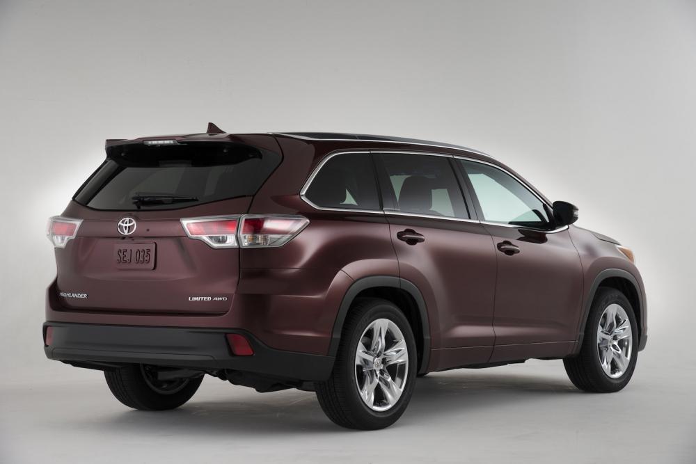 Toyota Highlander 27 0c65 Đánh giá chi tiết xe Toyota Highlander 2014: Đối thủ sừng sỏ của Honda Pilot
