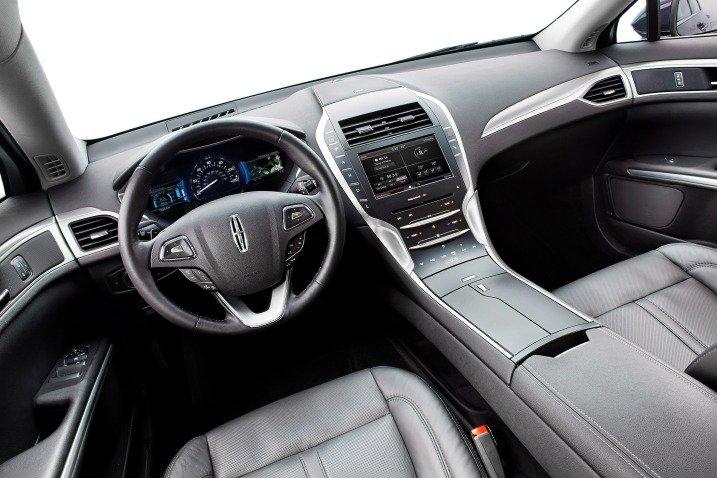 Lincoln MKZ 2016 a10 dd5d Đánh giá chi tiết xe Lincoln MKZ 2016