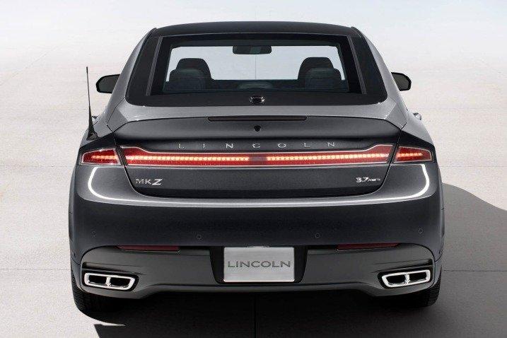 Lincoln MKZ 2016 a5 c80f Đánh giá chi tiết xe Lincoln MKZ 2016