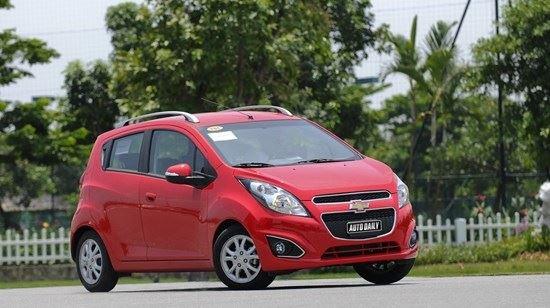 t 2014  5 75f0 Đánh giá chi tiết xe Chevrolet Spark Zest 2014: Giá rẻ, trẻ trung, vận hành tốt