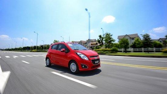 t 2014 0678 Đánh giá chi tiết xe Chevrolet Spark Zest 2014: Giá rẻ, trẻ trung, vận hành tốt