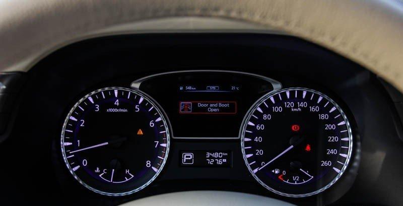 Infiniti QX60 a4 a250 Đánh giá chi tiết xe Infiniti QX60 2015: Lựa chọn hấp dẫn cho những ông bố trẻ