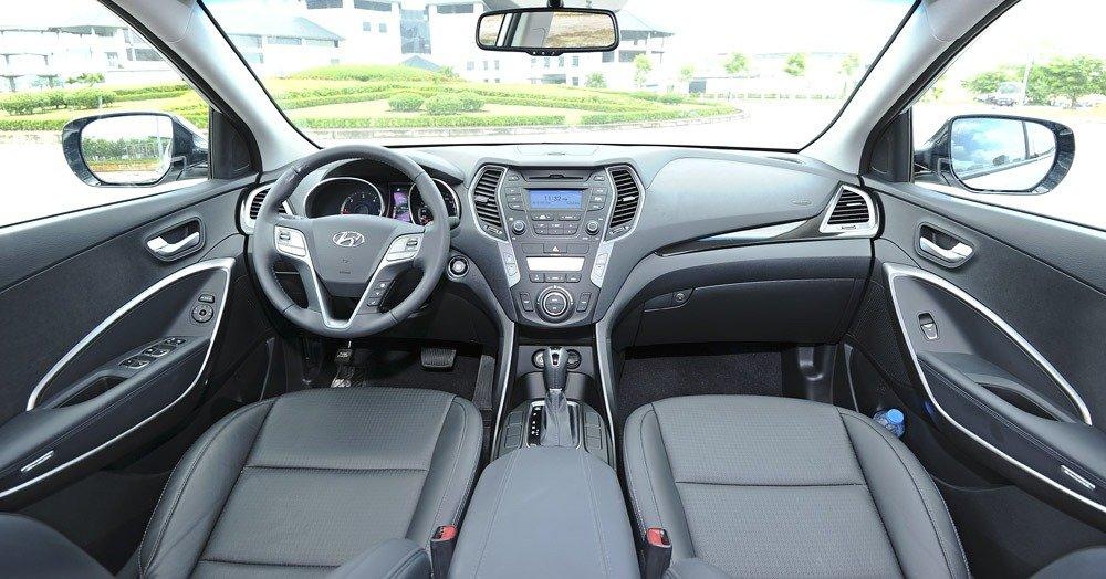 14 14 62d6 Đánh giá chi tiết xe Hyundai Santa Fe 2014: Lựa chọn hàng đầu trong phân khúc