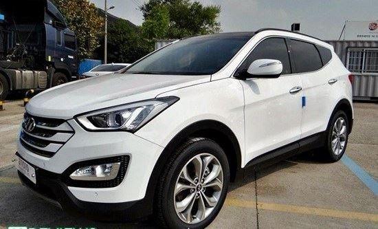 14 d33c Đánh giá chi tiết xe Hyundai Santa Fe 2014: Lựa chọn hàng đầu trong phân khúc