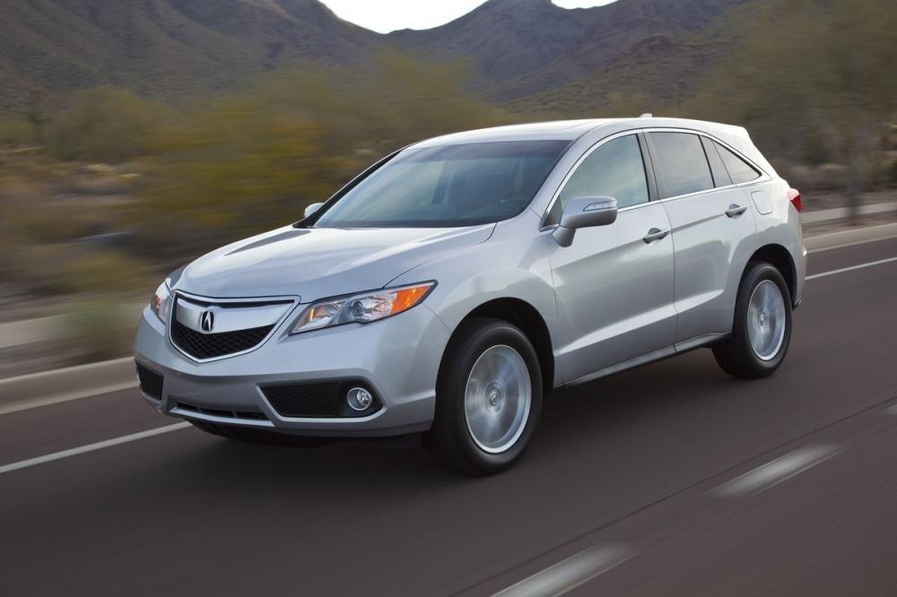 Acura RDX 2 1291 Đánh giá chi tiết xe Acura RDX 2014: Lựa chọn hàng đầu cho gia đình nhỏ