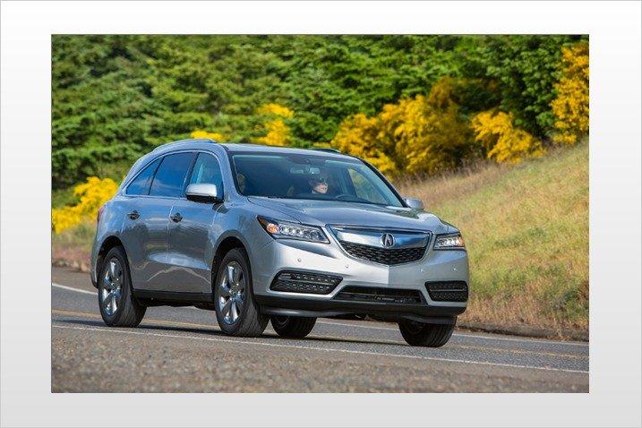 Acura MDX 2015 23 0f30 Đánh giá chi tiết xe Acura MDX 2015: Mẫu SUV 7 chỗ sang trọng