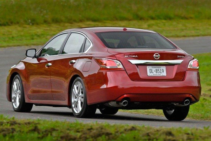 1413 62ec Đánh giá chi tiết xe Nissan Altima 2014: Chiếc sedan gia đình cỡ trung hàng đầu