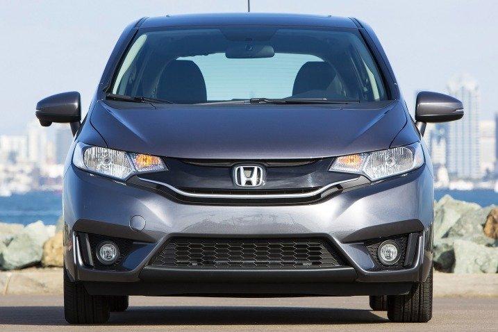 HondaFit201512 7bde Đánh giá chi tiết xe Honda Fit 2015: Mạnh mẽ, linh hoạt