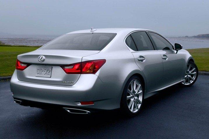 LexusGS35020142 0f52 Đánh giá chi tiết xe Lexus GS 350 2014: Sang trọng, đầy cảm xúc