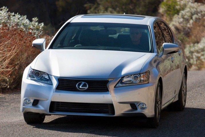 LexusGS350201426 611f Đánh giá chi tiết xe Lexus GS 350 2014: Sang trọng, đầy cảm xúc
